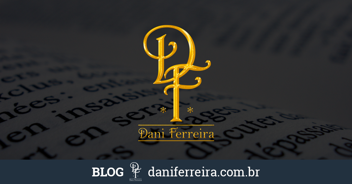 Post Blog Escritora Dani Ferreira