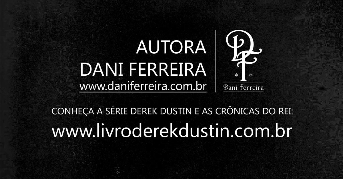 Teaser Livro 2 Derek Dustin e As Crônicas do Rei