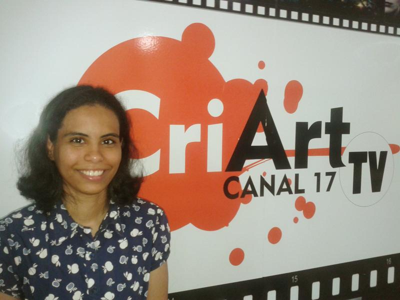 Dani Ferreira No Canal 17 Criart TV