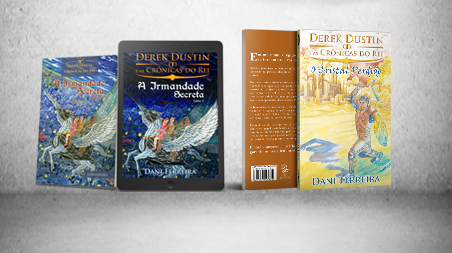 Derek Dustin e As Crônicas do Rei Volume 1 + Volume 2