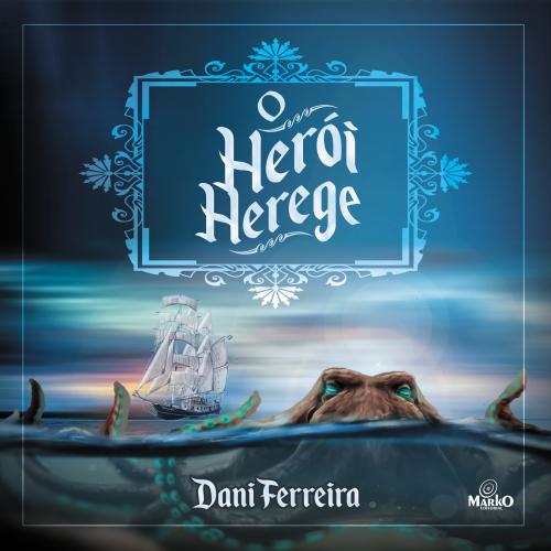 capa livro conto O Herói Herege